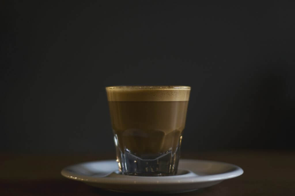what is cortado coffee